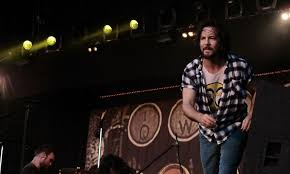 <b>Pearl Jam's</b> Eddie Vedder lists his favourite albums of all time