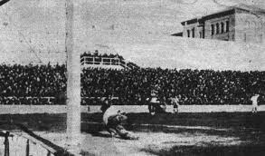 Estadio de Chamartín