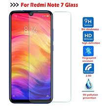 ZYHZJC <b>3pcs</b>/<b>Tempered Glass</b>, For Xiaomi Redmi Note 7 5 6A 6 Pro ...
