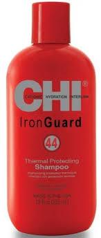 Шампунь <b>термозащитный</b> - CHI 44 Iron Guard Thermal Protecting ...