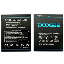 New B-DG500C 2800mAh Replacement <b>Battery</b> For <b>DOOGEE</b> ...