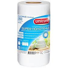 <b>Unicum Бумажные полотенца Big</b> Roll в рулоне 260 листов ...