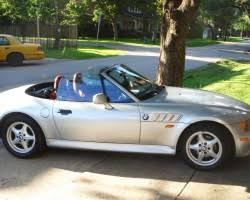 the bmw z3 two seater convertible ran from 1996 to 2002 1996 model shown bmw z3 19 2 1996
