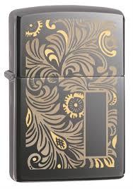 <b>Зажигалка Zippo Classic</b> с <b>покрытием</b> Black Ice® 49162 на ZIPPO ...