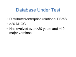 Performance Evaluation Of Distributed Database   A Banking System
