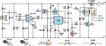 daylight switch circuit diagram daylight image super light sensor circuit diagram on daylight switch circuit diagram