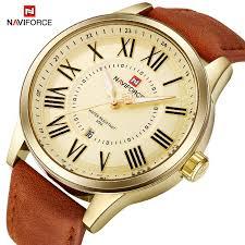 NAVIFORCE 9126 <b>Men</b> Watches Fashion Business Sport Casual ...