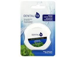 <b>Зубная нить Dentalpik Floss</b> Mint Waxed 05 4324 - ElfaBrest