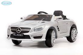 Детский <b>электромобиль Barty Mercedes SL63</b> AMG - купить в ...