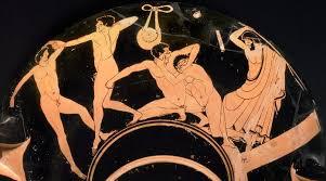Resultado de imagen de grecia y sus juegos olimpicos