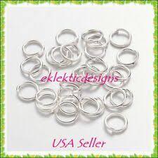 Alloy Jewelry Making Jump Rings & Split Rings for sale | eBay