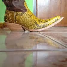 Botas Exóticas Python Amarela | Что надеть в 2019 г. | Cowboy ...