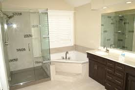 bathroom ideas corner shower design: small bathroom remodel tub to shower design ideas decorating with corner interior design for bathroom
