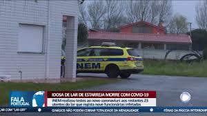 Utente de lar de Estarreja morre com Covid-19
