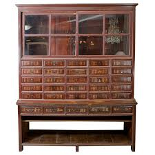 more general store and apothecary cabinets antique furniture apothecary general store