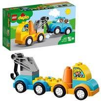 <b>LEGO</b> DUPLO 10886 <b>Конструктор</b> ЛЕГО ДУПЛО Мои <b>первые</b> ...