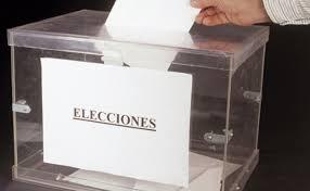 Resultado de imagen de fotos urnas electorales