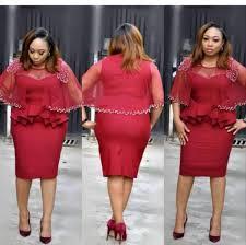 2019 <b>2018 Autumn</b> Elegent Fashion <b>African</b> Women Plus Size <b>Dress</b> ...