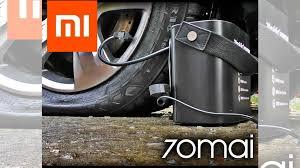 Автомобильный <b>компрессор Xiaomi 70mai</b> купить в Москве ...