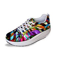 <b>FOR U DESIGNS</b> Stylish Fitness Walking Sneaker <b>Women's</b> ...