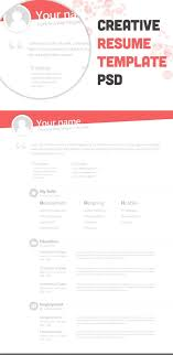 resume template cute templates creative psd cute resume templates creative resume template psd regard to 81 outstanding resume templates
