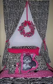 zebra curtains for bedroom pink black white black white zebra bedrooms