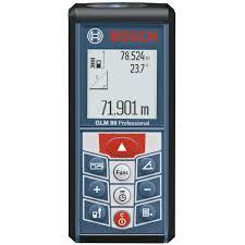 Лазерный <b>дальномер Bosch GLM 80</b> Professional (0601072300)