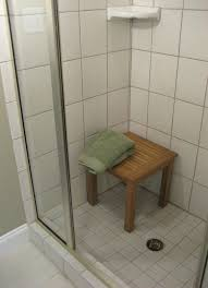 small bathroom shower square small bathroom decorating using square white tile shower flooring incl