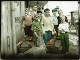 skint making do in the great depression sydney living museums block boys at st peters