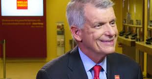 time to sell wells fargo stock banking analyst dick bove says tim sloan ceo of wells fargo