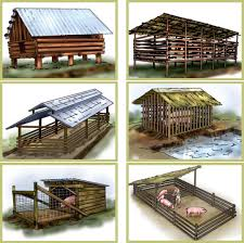 How to Farm Pigs   Housing   The Pig SiteDifferent models types of pig house sheds