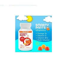 SmartyPants <b>Kids Complete Multi</b>-Vitamin, 180 Gummies - Walmart ...