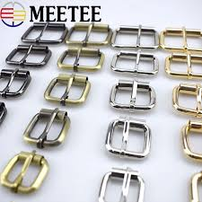 Meetee 13 38mm <b>Metal</b> Shoes Bag Belt Strap Web Slider <b>Adjust</b>