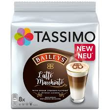 <b>Капсулы Tassimo</b> Baileys Latte Macchiato 16 штук (эспрессо 8 ...
