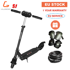 [EU STOCK] KUGOO M2 PRO <b>Folding</b> Electric Scooter <b>7.5AH</b> 350W ...