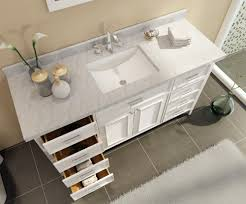 55 inch double sink bathroom vanity: fancy inspiration ideas single sink bathroom vanity top without  inch tops   with in