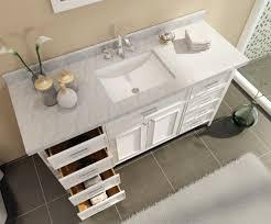 55 inch double sink bathroom vanity: fancy inspiration ideas single sink bathroom vanity top without  inch tops   with in