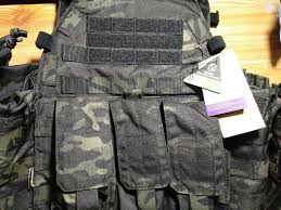 Emersongear LBT <b>6094 Tactical Vest</b> Body Armor With 3 Pouches ...