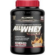 ALLMAX Nutrition, <b>AllWhey Gold</b>, <b>100</b>% сывороточный протеин + ...