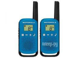 <b>Рация Motorola Talkabout T42</b> Blue