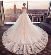 <b>SOFUGUE</b> Wedding Dresses 2016 Luxury Cathedral Train Lace ...