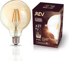 <b>Лампочка REV</b>, Теплый свет 7 Вт, Светодиодная — купить в ...