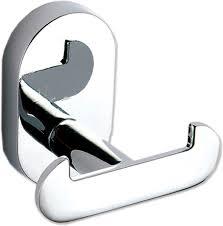 <b>Крючок</b> для ванной <b>Fora Brass</b> BR053, серебристый