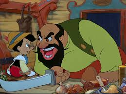 Image result for stromboli from pinocchio