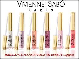 vivienne sabo 3d effect lipgloss brillance hypnotique блеск для губ с эффектом тон 28 8 мл