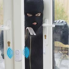 Door and Window Alarm - <b>Wireless Magnetic</b> Anti-Theft and Burglary ...