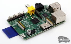 <b>Raspberry Pi</b> — как много в этом слове для уха гикова слилось ...