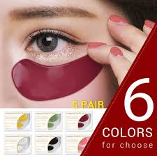 Buy <b>LANBENA 24K Gold</b> Collagen <b>Eye</b> Mask <b>Eye</b> Patches Dark ...