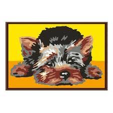 <b>Набор юного художника MOLLY</b> CX3001/1 Лохматый щенок ...