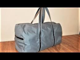 Как сшить дорожную <b>сумку</b>. How to sew a travel <b>bag</b> - YouTube